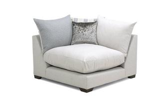 Pillow Back Corner Unit Globe