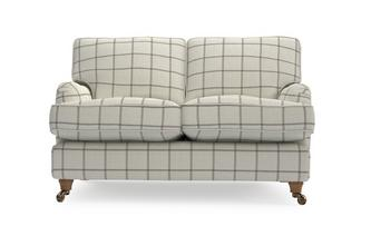 Check 2 Seater Sofa Gower Check