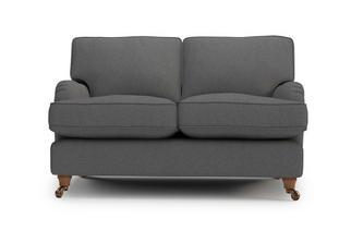 Plain 2 Seater Sofa