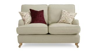 Gower Racing Plain 2 Seater  Sofa