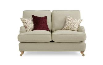Racing Plain 2 Seater  Sofa Gower Racing Plain