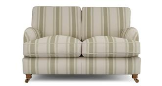 Gower Racing Stripe 2 Seater Sofa
