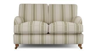 Gower Racing Stripe 2 Seater Sofa