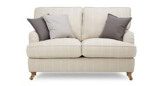 Gower Stripe 2 Seater Sofa