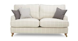 Gower Check 3 Seater Sofa