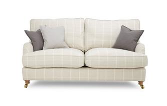 Check 3 Seater Sofa Gower Check