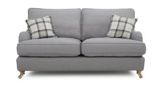Gower Plain 3 Seater Sofa