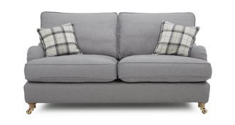 Gower Plain 3 Seater Sofa