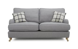 Plain 3 Seater Sofa Gower Plain