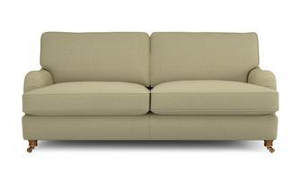 Racing Plain 3 Seater Sofa