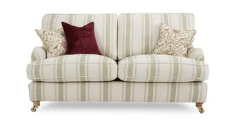 Gower Racing Stripe 3 Seater Sofa