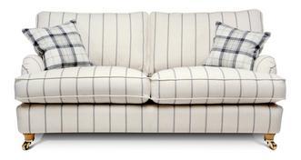 Gower Stripe 3 Seater Sofa