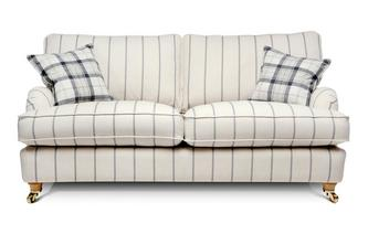 Stripe 3 Seater Sofa