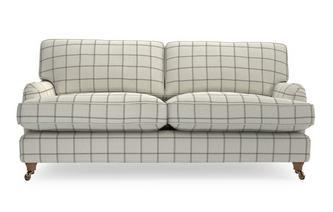 Check 4 Seater Sofa