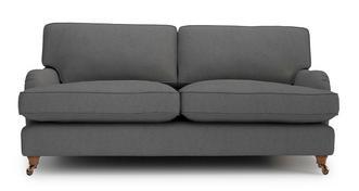 Gower Plain 4 Seater Sofa