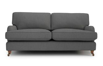Plain 4 Seater Sofa Gower Plain