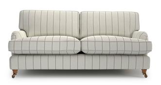 Gower Stripe 4 Seater Sofa