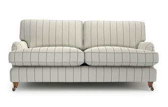 Stripe 4 Seater Sofa Gower Stripe