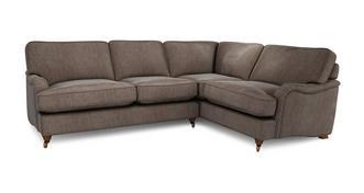 Gower Loch-Leven Left Hand Facing 3 Seater Corner Sofa