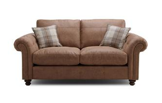 Formal Back 2 Seater Sofa Oakland