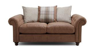 Hamish Pillow Back 2 Seater Sofa