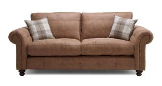 Hamish Formal Back 3 Seater Sofa