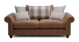 Hamish Pillow Back 3 Seater Sofa