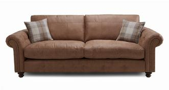 Hamish Formal Back 4 Seater Sofa