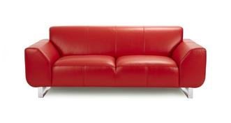 Hardy Leather 2 Seater Sofa