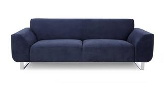 Hardy 3 Seater Sofa (plaza fabric)