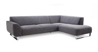 Hardy Left Hand Facing Arm Corner Sofa (