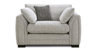 Harlem Formal Back Cuddler Sofa