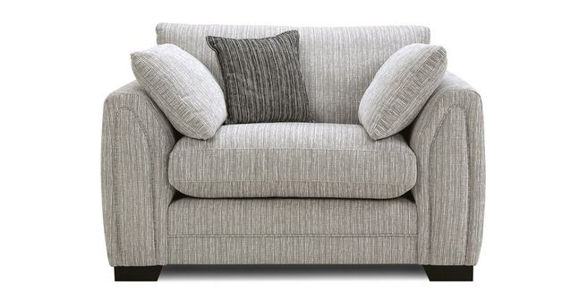 Fabulous Harlem Formal Back Cuddler Sofa Gmtry Best Dining Table And Chair Ideas Images Gmtryco