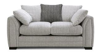 Harlem Pillow Back 2 Seater Sofa