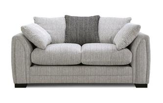 Pillow Back 2 Seater Sofa Boston