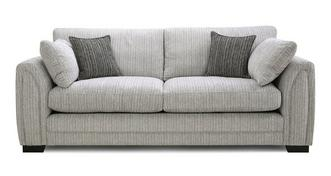 Harlem Formal Back 4 Seater Sofa