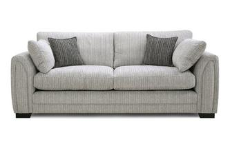 Formal Back 4 Seater Sofa Boston
