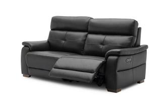 3 Seater Power Recliner with Headrests