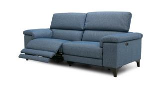 Helden 3 Seater Electric Recliner