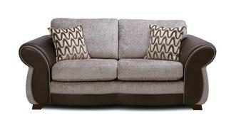 Himara Formal Back Large 2 Seater Sofa