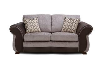 Formal Back Small 2 Seater Sofa Himara