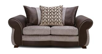Himara Pillow Back Small 2 Seater Sofa