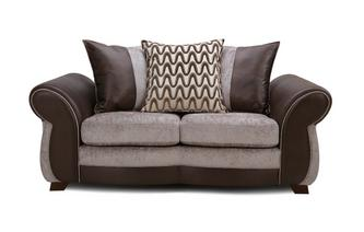 Pillow Back Small 2 Seater Sofa Himara
