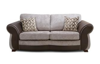 Formal Back 3 Seater Sofa Himara