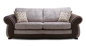 Himara Formal Back 4 Seater Sofa