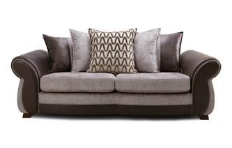 Pillow Back 4 Seater Sofa Himara