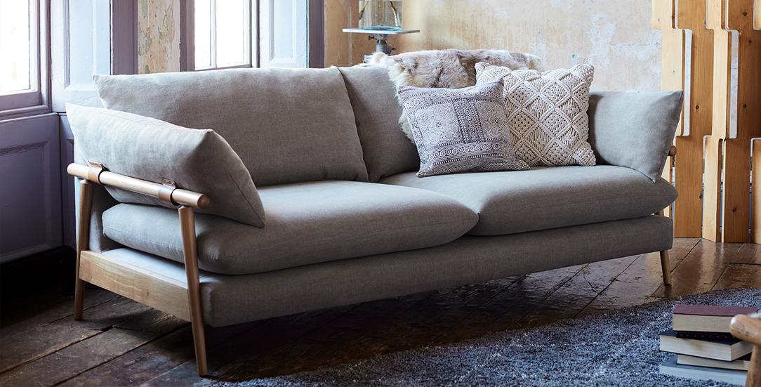 Hoxton: exclusive sofa from DFS