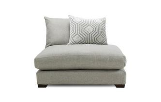 Pillow Back Right Hand Facing Chaise End Unit