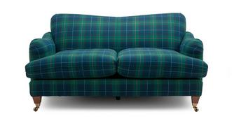 Ilkley Plaid 2 Seater Sofa