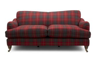 Plaid 3 Seater Sofa Ilkley Plaid